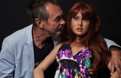 Photos of Men and Their Life-Size Dolls